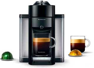 Nespresso vertuo coffe and espresso machine