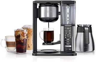 Ninja CM407 Coffee Maker with 50-Ounce Thermal Carafe