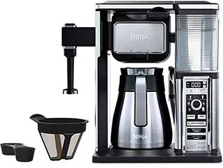 Ninja Coffee Bar Auto IQ Programmable Coffee Machine with 6 Brew Sizes