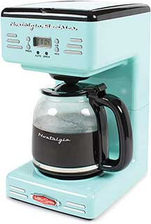 Nostalgia Iced Coffee Maker and Tea Brewing System