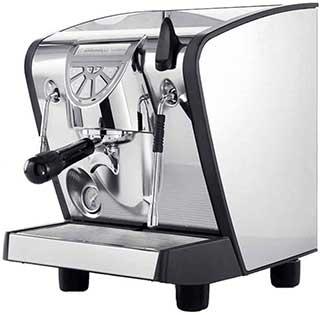 Nuova Simonelli Musica Stainless Steel Pour Over Espresso Machine