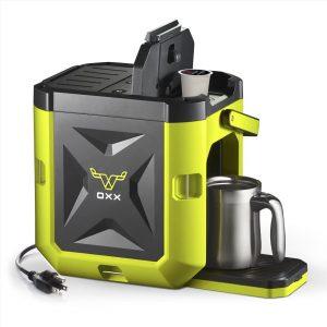 OXX COFFEEBOXX Job Site Single Serve Coffee Maker