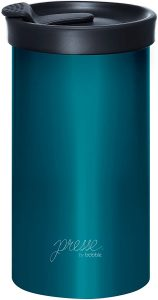 PRESSE by Bobble French Coffee Press And Insulated Stainless Steel Travel Tumbler