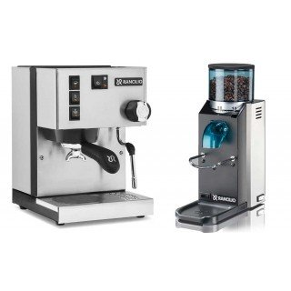 Rancilio Silvia and Rocky Package