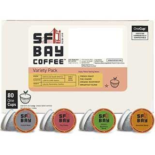 SF Bay Coffee Variety Pack