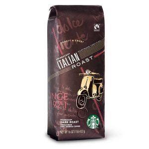 Starbucks Italian Roast, Whole Bean Coffee
