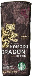 Starbucks Komodo Dragon Blend®, Whole Bean Coffee