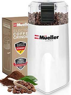Mueller Austria HyperGrind Precision Electric Spice/Coffee Grinder Mill