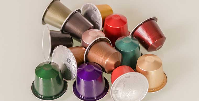Different Brands and Types of Nespresso Machine Pods