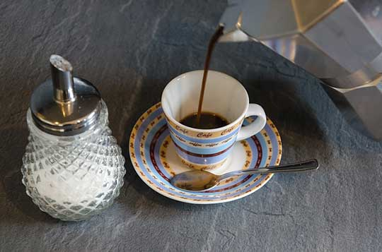 Difference When Brewing on Stainless Steel Moka Pot