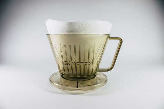Type of Bleached or White Coffee Filters