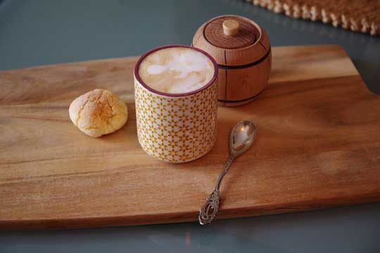 Simple and Easy Cafe au lait Recipe