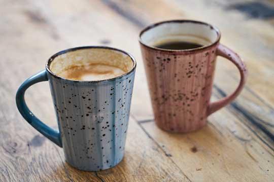 Comparing Cappuccino Vs Coffee caffeine