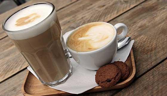 Cappuccino vs Latte the Origins