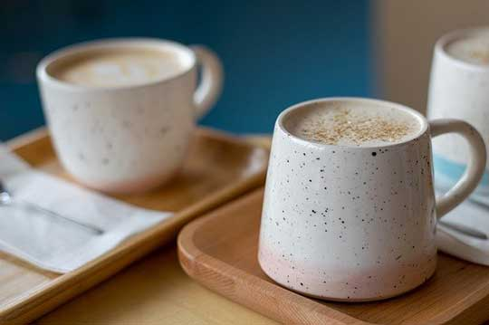 Most Common Difference between a dry and wet cappuccino