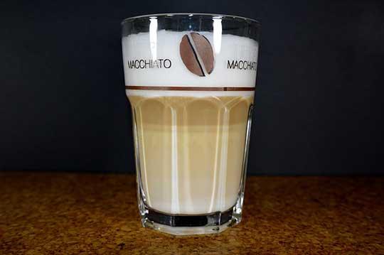When to drink an Espresso Macchiato