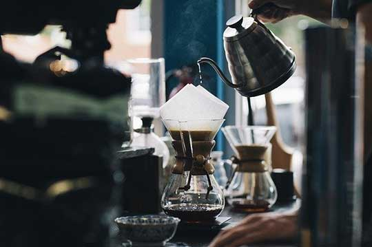 Learn How To Do Pour Over Coffee