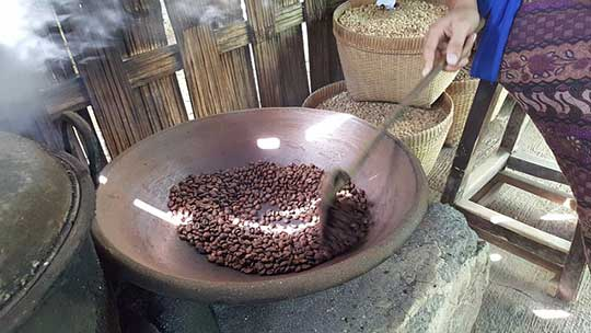 Methods of Roasting Coffee Beans at Home