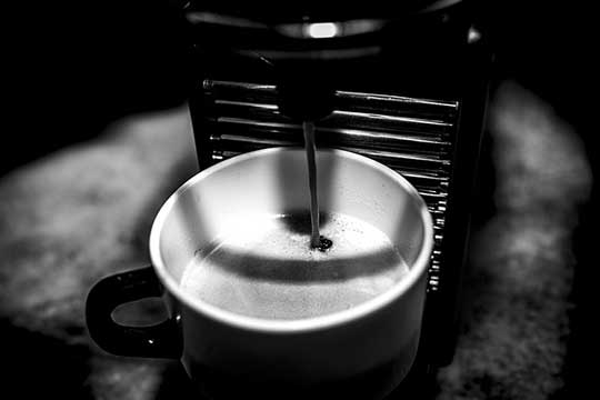 Which coffee machines which use pods