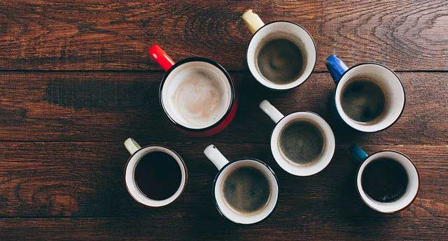 Ultimate Guide to Different Types of Coffee