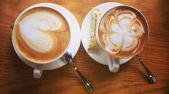 Different Types of Macchiato Coffee